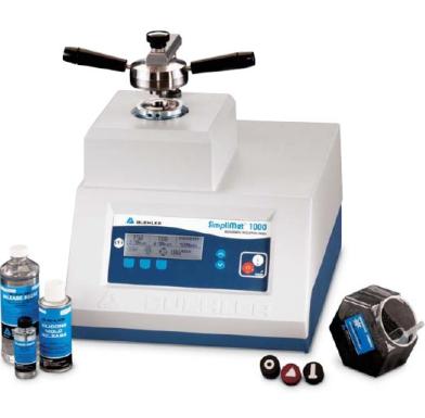 标乐SimpliMet 1000自动热压镶嵌机