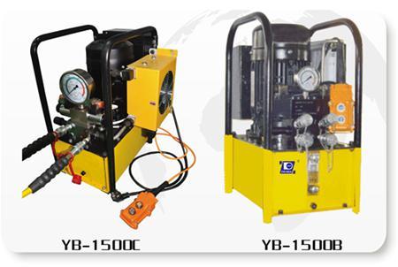 YB1500B液压扭矩扳手专用泵