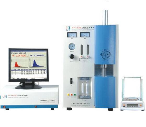 CS—8820C型高频红外碳硫分析仪