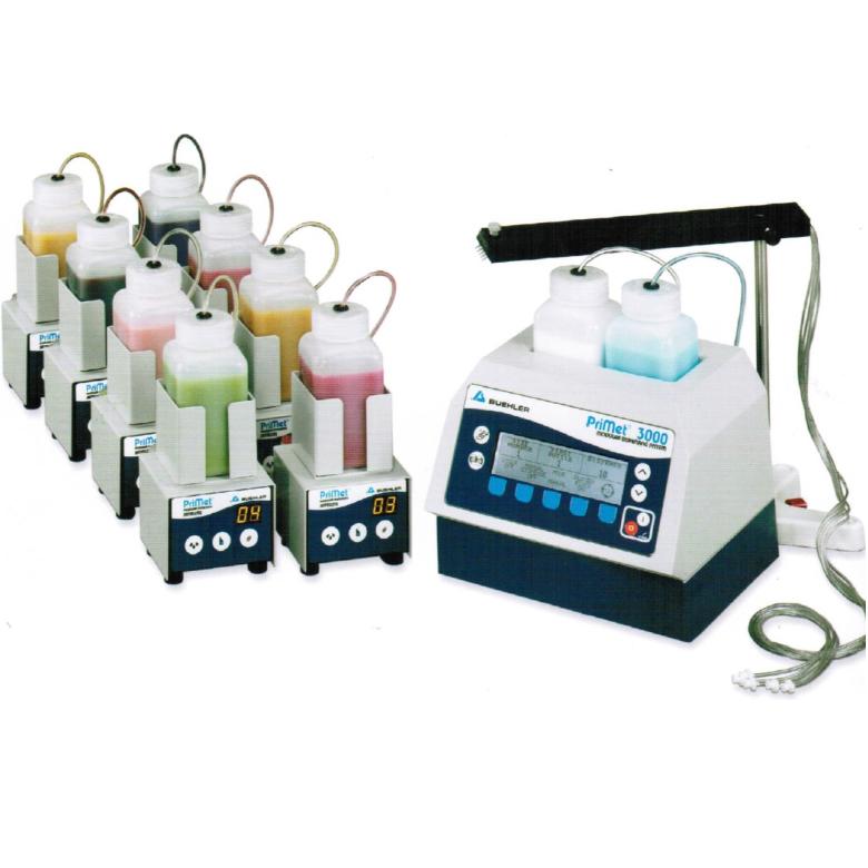 标乐PriMet 3000模块式研磨抛光液分配系统