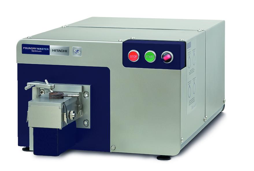 日立FOUNDRY-ASTER Smart / Optimum台式直读光谱仪