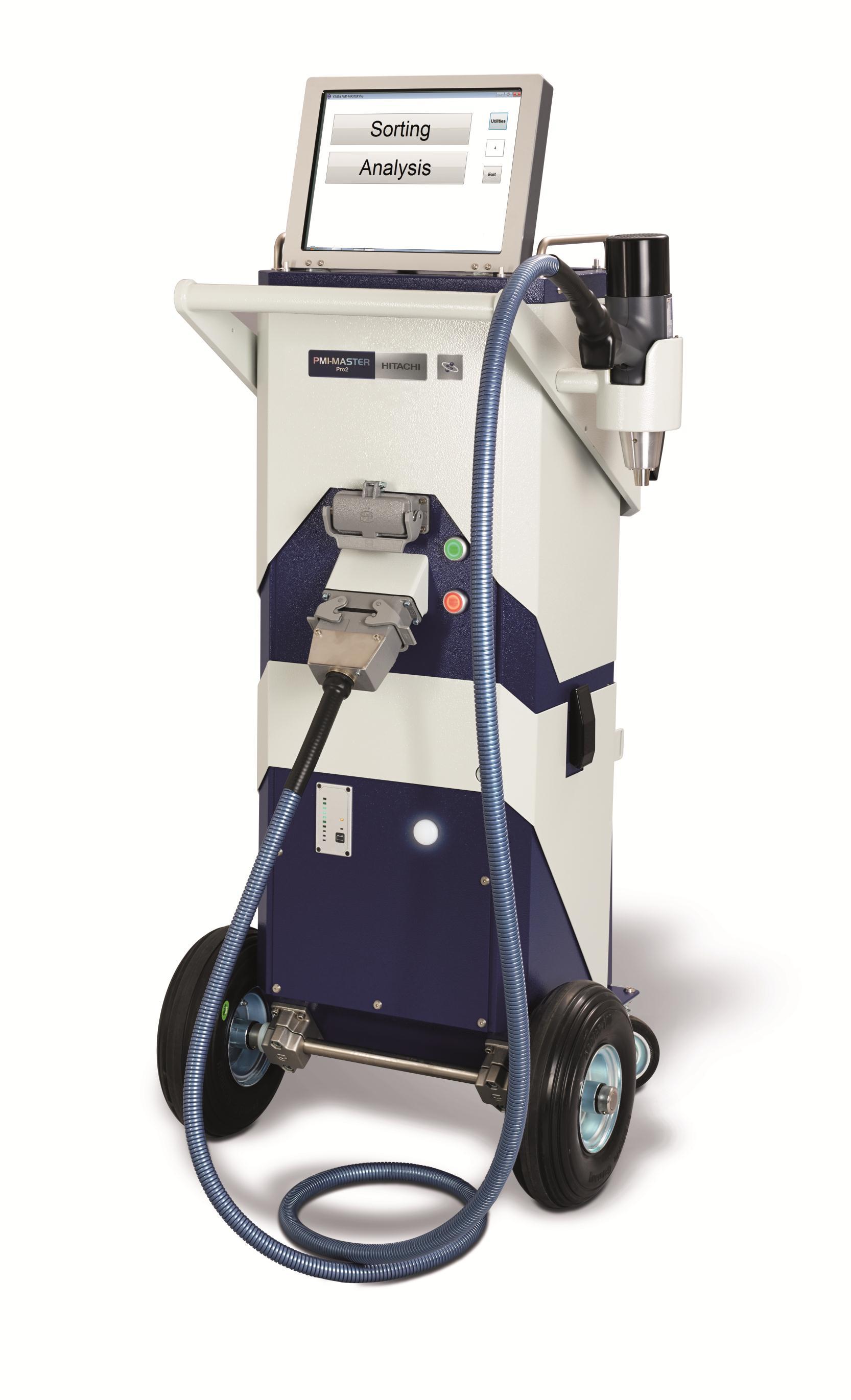 日立PMI-M-Pro移动直读光谱仪
